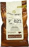 cioccolato callebaut al latte 823 2,5Kg(callets)