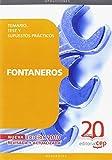 Fontaneros. Temario, Test y Supuestos Prácticos (Colección 111)