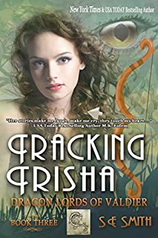 Tracking Trisha: Science Fiction Romance (Dragon Lords of Valdier Book 3) by [S.E. Smith]