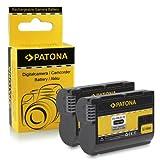 2x Batería EN-EL15 para Nikon 1 V1 - Nikon D600 | D800 | D800E | D7000 | D7100
