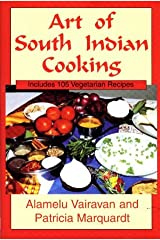 Art of South Indian Cooking Hardcover