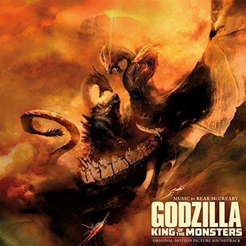 Godzilla: King Of The Monsters [Disco de Vinil]