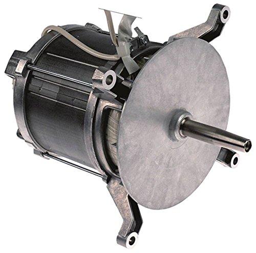 Ventilador Motor 220–240/380–415V 1400U/min 3–Fases 50Hz velocidades 1L1190mm L241mm L337mm 1KW