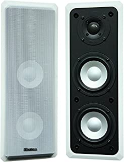 Axiom M22 in-Wall Speakers - Stereo Wall Mounted Virtually Invisible (Pair)