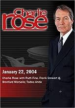 Charlie Rose January 22, 2004