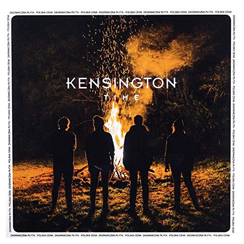 Kensington: Time [CD]