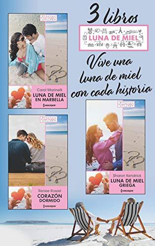 E-Pack Jazmín Luna de Miel 2 eBook: , Varias Autoras: Amazon.es: Tienda Kindle