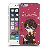 Head Case Designs Oficial Harry Potter Harry Reliquias de la Muerte XXXVII Carcasa rígida Compatible con Apple iPhone 6 / iPhone 6s