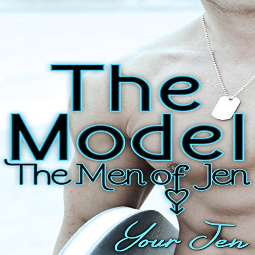 The Model audiobook cover art