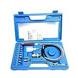 Hanperal 16PCS Air Micro Die Grinder Kit, Mini Pencil Polishing Rotary Cutting Tool Set