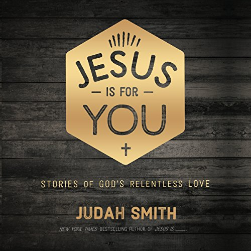 Jesus Is for You audiobook cover art