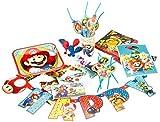 Amscan 9902642 Super Mario - Juego de accesorios para fiesta , color/modelo surtido...
