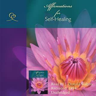 Affirmations for Self-Healing audiobook cover art