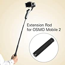 DJI OSMO Mobile 2 Extension Selfie Stick, iKNOWTECH Handheld Gimbal Extension Rod Scalable Holder Selfie Stick for DJI OSMO Mobile 2