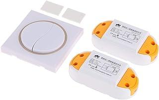 SM SunniMix Receptor De Control Remoto Inalámbrico SwitchAC85V-250V DC16V-48V 2 Llaves Relés RF