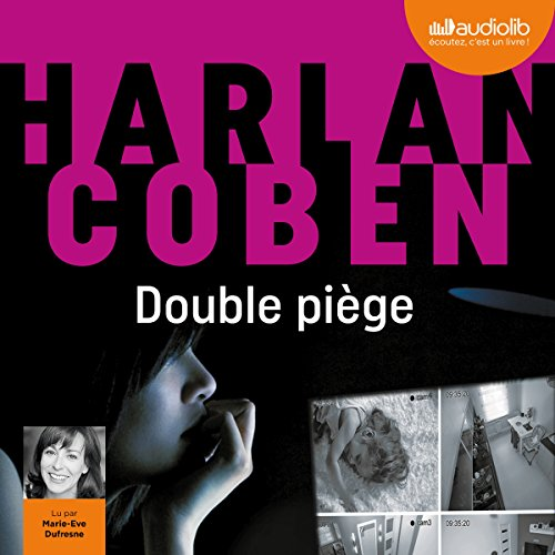 Double piège audiobook cover art