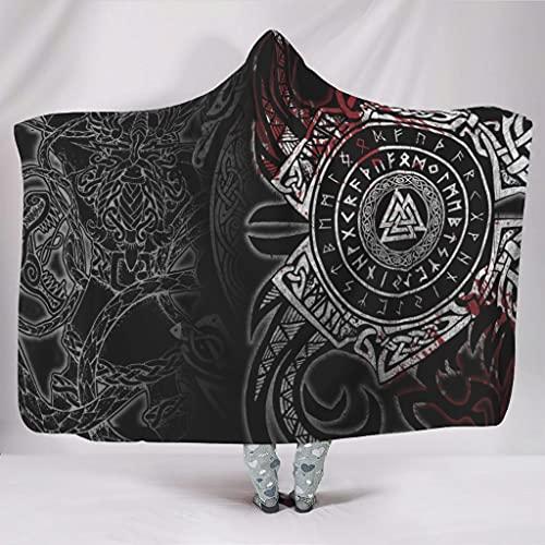 Twelve constellations Manta Viking Normal ultrasuave, universal, apta para sofá cama para niños y adultos, regalo blanco, 150 x 200 cm