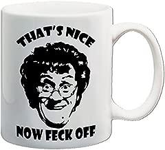 Revolution Ape Mrs Brown's Boys Inspired Drinking Mug - That's Nice Now Feck Off