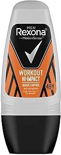 Rexona Workout Antiperspirant Roll-on For Men, 50ml