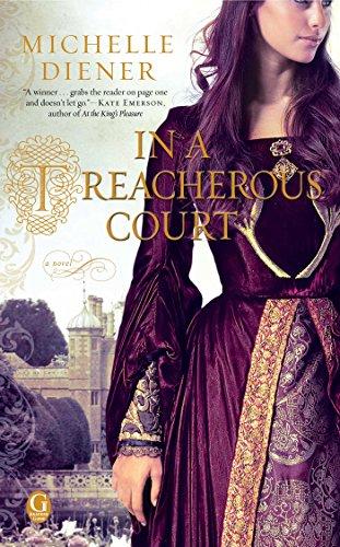 In a Treacherous Court (Susanna Horenbout and John Parker Series Book 1)