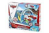 Mattel Cars World Grand Prix Splash Speedway Track Set