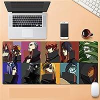 ナルト 大判マウスパッド パソコン アニメ 漫画 ゲームマウスパッド キーボードパッド 超大型 防水 滑-A_900*400*3MM