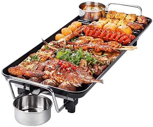 Grill Rookloze en niet-klevende oven Huishoudelijke bakplaat Barbecue Tafel Camping Buitentuin