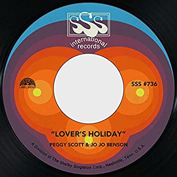 Lover's Holiday / Here with Me