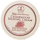 Taylor of Old Bond Cedarwood Shaving Cream, 0.33 Pound