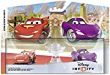 Disney Infinity Pack Play Set Cars: Play Set + 2 figuras (Mc Queen y Holley)