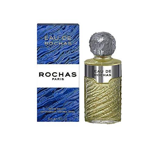 Rochas Eau de Rochas femme / woman, Eau de Toilette, 1er Pack (1 x 50 ml)
