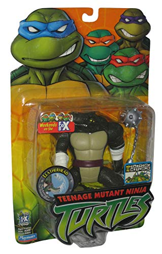 TMNT Leatherhead Action Figure with Accessories