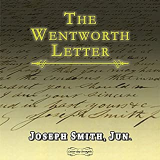 The Wentworth Letter cover art
