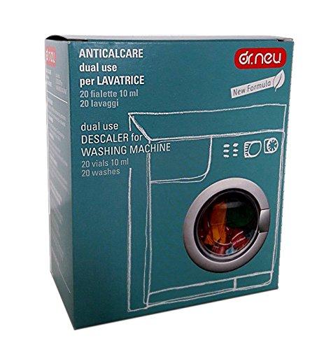 20 dosis antical Dr. Neu a Bio-catalizadores atossici para lavadoras