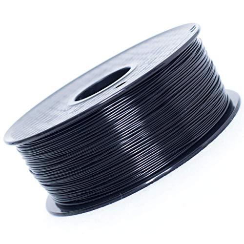 Primline ASA - Filamento per stampante 3D, resistente ai raggi UV e alle intemperie, 1,75 mm, bobina da 1 kg, nero