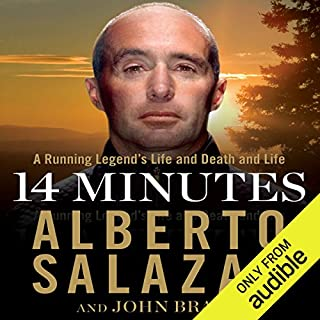 14 Minutes audiobook cover art