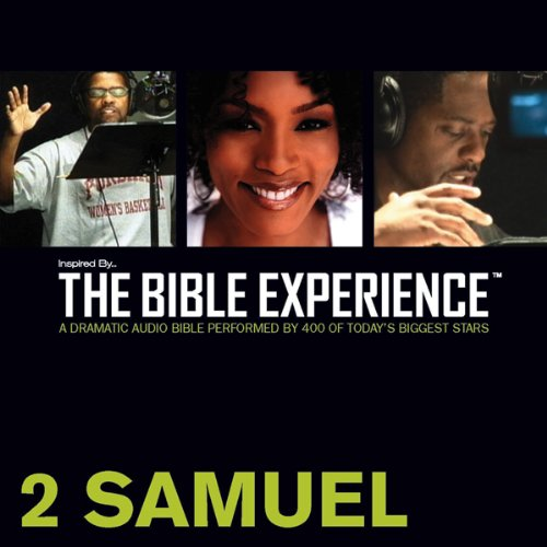 Inspired By … The Bible Experience Audio Bible - Today's New International Version, TNIV: (09) 2 Samuel audiobook cover art