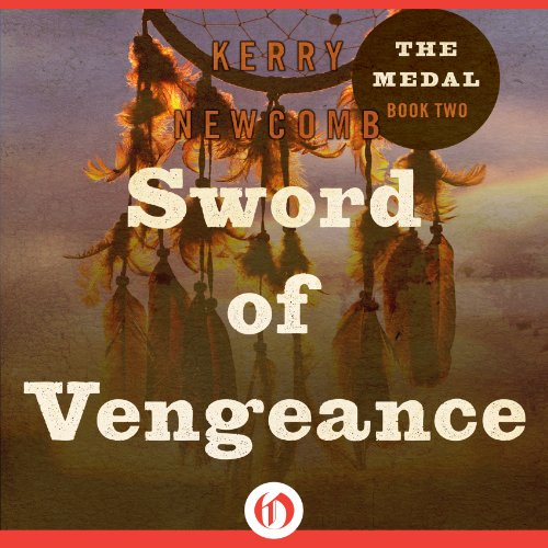 Sword of Vengeance audiobook cover art