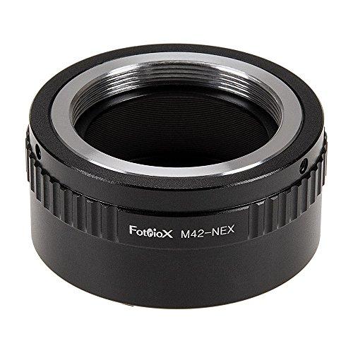 Fotodiox - Adaptador de Lente M42 a Sony NEX E para Sony...