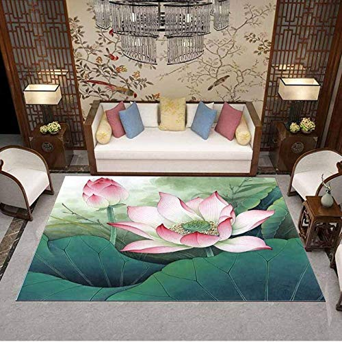 GangKun Chinees, Lotus, Lotus, tapijt, slaapkamer, nachtkastje, woonkamer, salontafel, studie, tapijt, mahonie, meubels, matching, theetafel, tapijt
