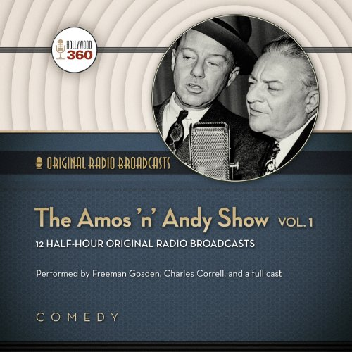 The Amos 'n' Andy Show, Vol. 1 cover art