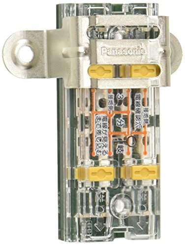 パナソニック(Panasonic) ジョイントボックス 3分岐 WJ3301