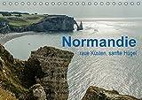 Normandie - Raue Küsten, sanfte Hügel (Tischkalender 2018 DIN A5 quer) Dieser erfolgreiche Kalender wurde dieses Jahr mit gleichen Bildern und ... der Normandie (Monatskalender, 14 Seiten )