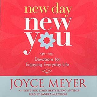New Day, New You audiobook cover art
