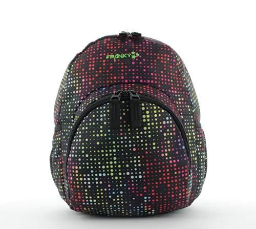 Franky Kinderrucksack KRS1 Mini Backpack Space dots