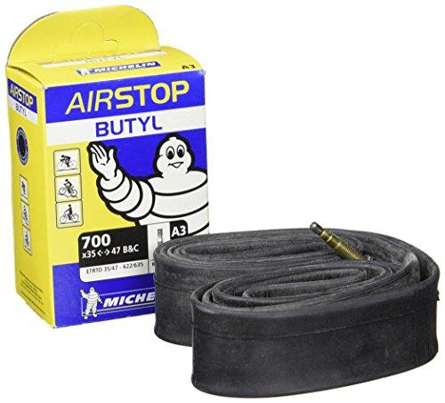 Michelin Regina A3, Camera d'Aria Unisex Adulto, Nero, 28X5/8.3/8