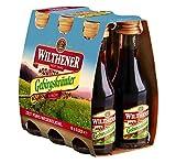 WILTHENER Gebirgskräuter, Kräuterlikör 30 %, Six-Pack mit 6 x 0,02 L Mini-Flaschen, deutscher Halbbitterlikör, 6 Pack (36 x 0.02 l)