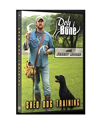 Why Should You Buy Dog Bone Shed Dog Training DVD Shed Dog Training with Jeremy Moore (shed Dog, she...