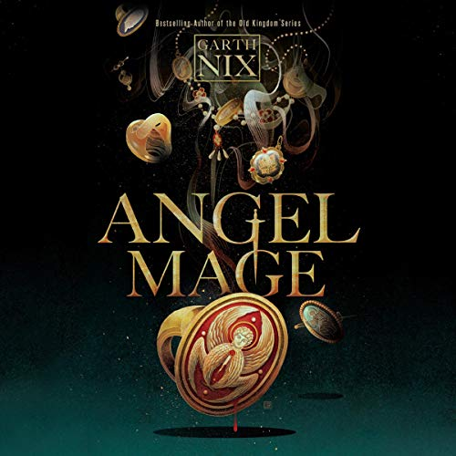 Angel Mage Audiobook By Garth Nix cover art
