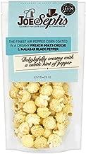 Joe & Seph's Goats Cheese & Black Pepper Popcorn - 70g (0.15lbs)